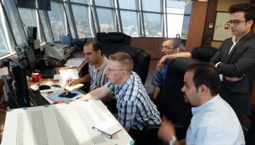 راه اندازی سیستم های مانیتورینگ AIS بویه ها و چراغ های دریایی آب های استان بوشهر